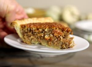 Oatmeal Pie Recipe