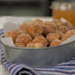 apple cider donut holes recipe