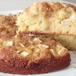 armenian apple chunk cake recipe