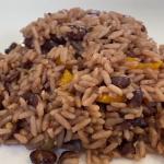 arroz congri cuban rice and black beans recipe