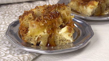 baked cream cheese french toast casserole recipe