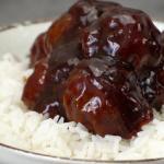 bbq turkey meatball with bacon recipe