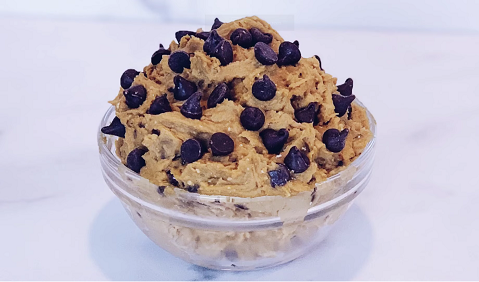 bean cookie dough recipe