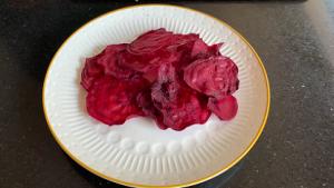 Beetroot Crisps Recipe