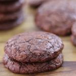 brookies fudgy brownie cookies recipe