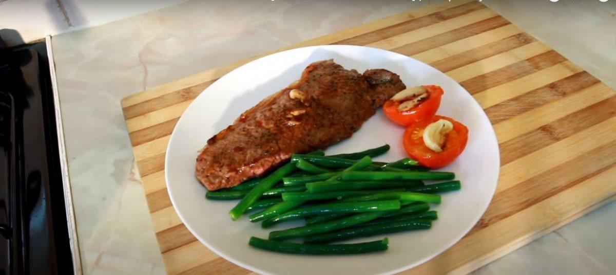 caribbean beef loin steaks recipe