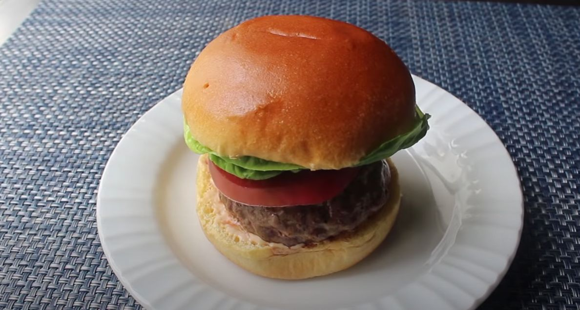 Cheese-Stuffed Burgers Recipe