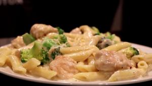 Chicken Broccoli Alfredo Recipe