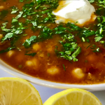 chickpea and lentil soup recipe