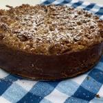 chocolate almond cheesecake recipe