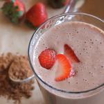chocolate strawberry banana milkshake recipe
