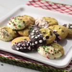 christmas chocolate chip cookies recipe