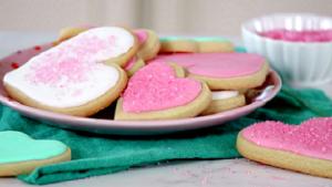 Cookie Cutter Sugar Cookies Recipe
