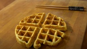 Cornmeal Waffles Recipe