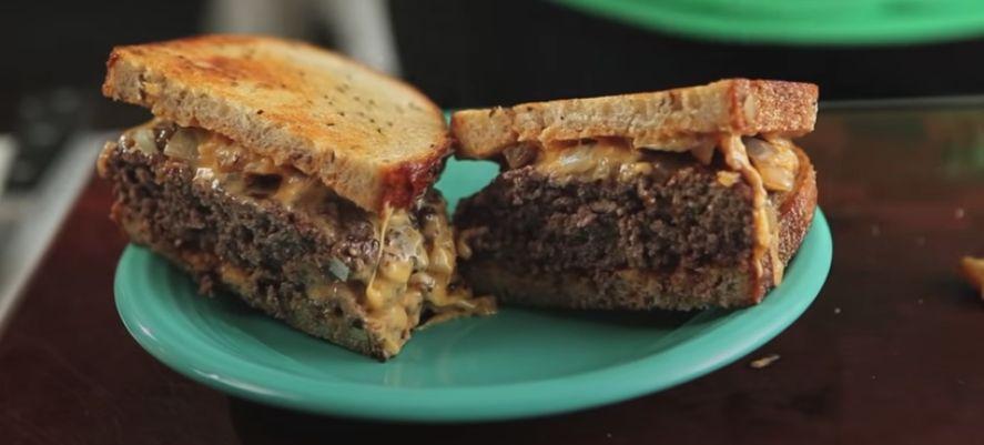 County Hamburgers Recipe