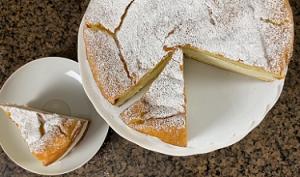 Cream Puff Pie Recipe