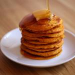 curried sweet potato pancakes recipe