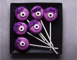 Cute Halloween Marsh-Monsters Recipe