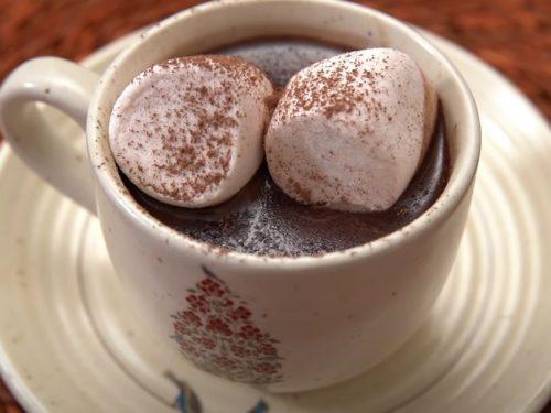 double chocolate hot chocolate recipe