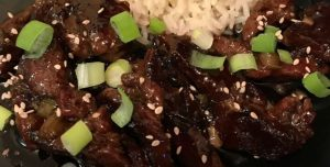 Easy Beef Teriyaki Recipe