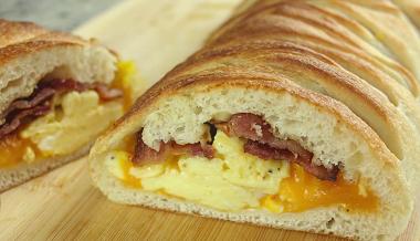 easy breakfast braid recipe