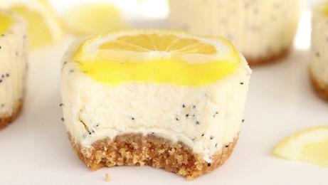 easy cheesecake bites recipe