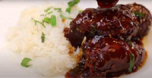 Easy Slow Cooker Teriyaki Chicken Recipe
