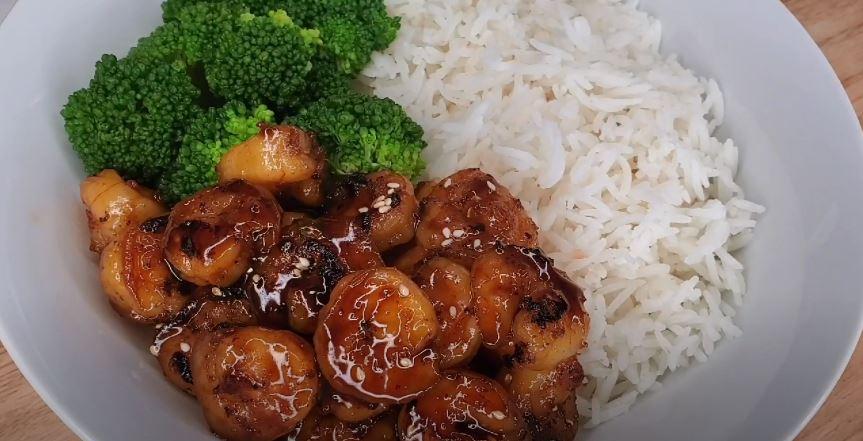 easy teriyaki shrimp recipe