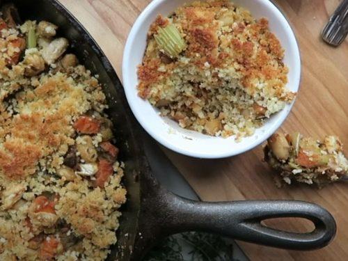 Easy Vegetable Cassoulet Recipe