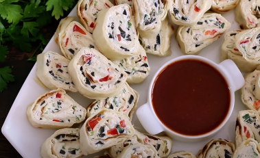 Flatbread Wrap Recipe