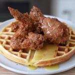 fried chicken and sourdough waffles recipe