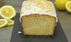 Glazed Lemon Bread Recipe