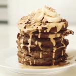 gluten-free buckwheat waffles recipe