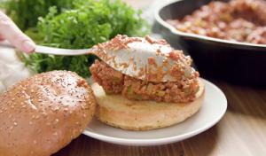 Greek Chicken Sloppy Joes Recipe