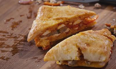 grilled pizza panini recipe