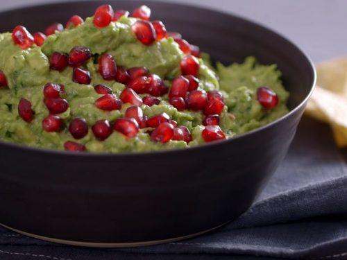 Guacamole de Granada Recipe