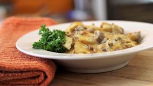 Hamburger Potato Casserole Recipe