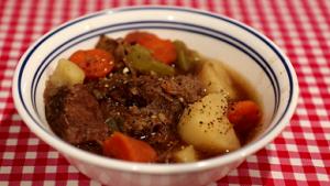 Hearty Crockpot Beef Stew Recipe