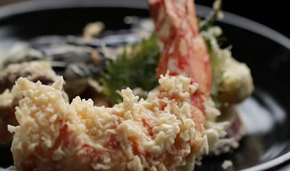 homemade crispy tempura recipe