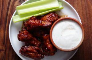 Honey BBQ Wings Recipe