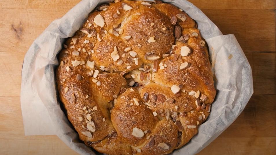 lemon easter bread recipe