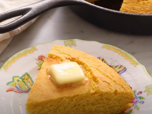 sour cream cornbread recipe