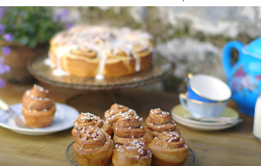 swedish cinnamon buns (kanelbullar) recipe