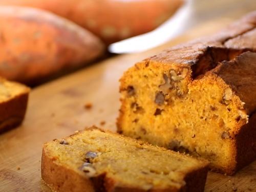 pumpkin sweet potato bread recipe