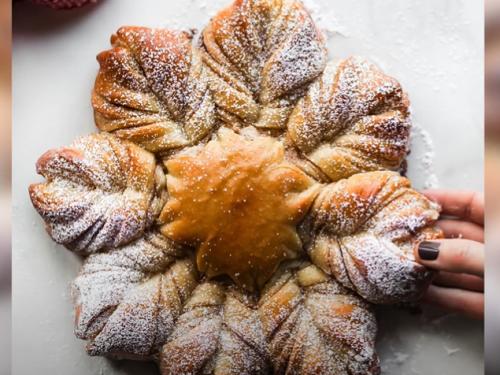 star bread from scratch recipe