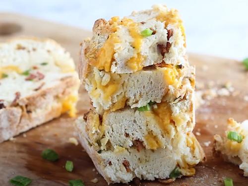 irish cheddar soda bread recipe