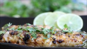 Lemon and Herb Fish Skillet Recipe