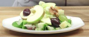 Lemony Waldorf Salad Recipe