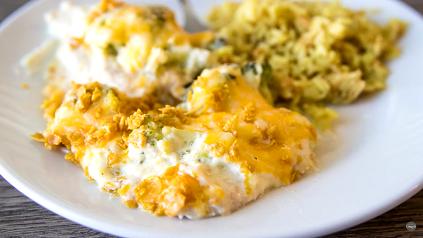 lightened up chicken divan recipe