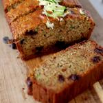 low fat chocolate chip zucchini bread recipe